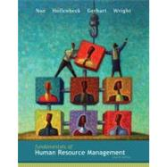 Fundamentals of Human Resource Management by Noe, Raymond; Hollenbeck, John; Gerhart, Barry; Wright, Patrick, 9780073530468