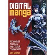 Digital Manga by Krefta, Ben, 9781784040468