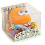 October the Octopus A Huggable Concept Book About the Months of the Year by Van Fleet, Matthew; Van Fleet, Matthew, 9781481420471