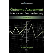 Outcome Assessment in Advanced Practice Nursing by Kleinpell, Ruth M., 9780826110473