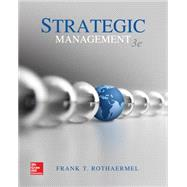 Strategic Management by Rothaermel, Frank, 9781259420474