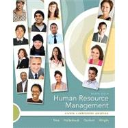 Human Resource Management by Noe, Raymond; Hollenbeck, John; Gerhart, Barry; Wright, Patrick, 9780073530475