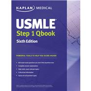 USMLE Step 1 QBook by Kaplan, 9781419550478