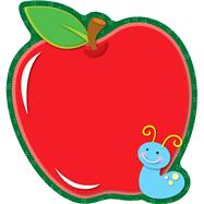 Apples Mini Cut-outs by Carson-Dellosa Publishing Company, Inc., 9781483810478