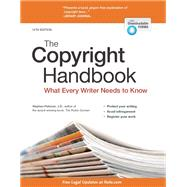 The Copyright Handbook by Fishman, Stephen, 9781413320480