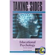Taking Sides : Clashing Views on Controversial Issues in Educational Psychology by Abbeduto, Leonard, 9780072480481