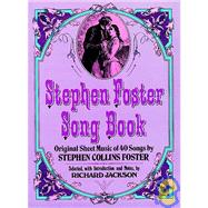 Stephen Foster Song Book by Foster, Stephen, 9780486230481
