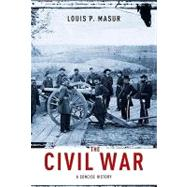 The Civil War A Concise History by Masur, Louis P., 9780199740482