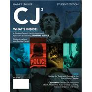 CJ3 (with CourseMate Printed Access Card) by Gaines, Larry K.; Miller, Roger LeRoy, 9781285460482
