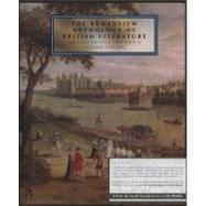 The Broadview Anthology of British Literature by Black, Joseph; Conolly, Leonard; Flint, Kate; Grundy, Isobel; Lepan, Don, 9781554810482