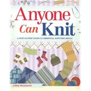 Anyone Can Knit by Summers, Libby, 9781784040482