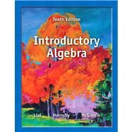 Introductory Algebra by Lial, Margaret L.; Hornsby, John; McGinnis, Terry, 9780321870483