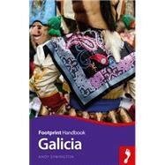 Galicia Handbook by Symington, Andy, 9781910120484