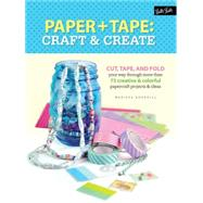 Paper & Tape by Edghill, Marisa, 9781633220485