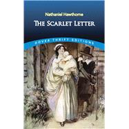 The Scarlet Letter by Hawthorne, Nathaniel, 9780486280486