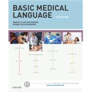 Basic Medical Language by Brooks, Danielle Lafleur, 9780323290487