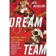 Dream Team by MCCALLUM, JACK, 9780345520487