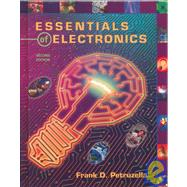 Essentials of Electronics by Petruzella, Frank, 9780078210488