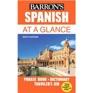 Spanish At a Glance by Wald, Heywood, 9781438010489