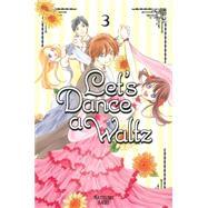 Let's Dance a Waltz 3 by ANDO, NATSUMI, 9781632360489