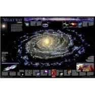 The Milky Way by National Geographic Maps, 9780792290490