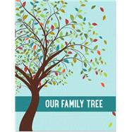 Our Family Tree by Peter Pauper Press, 9781441320490