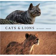 Cats and Lions by Iwago, Mitsuaki, 9781452140490