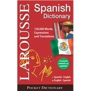 Larousse Diccionario Pocket Espanol- Ingles Ingles-Espanol / Larousse Pocket Dictionary, Spanish-English/English-Spanish by Larousse, 9782035700490