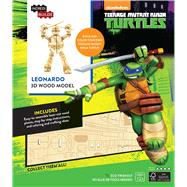Incredibuilds - Teenage Mutant Ninja Turtles Leonardo by Insight Editions (CRT), 9781682980491