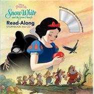 Snow White and the Seven Dwarfs (Read-Along Storybook and CD) by Disney Storybook Art Team, 9781484730492