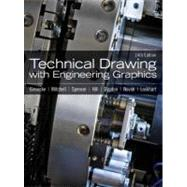 Technical Drawing With Engineering Graphics by Giesecke, Frederick E.; Hill, Ivan L.; Spencer, Henry C.; Mitchell, Alva E.; Dygdon, John Thomas; Novak, James E.; Lockhart, Shawna E.; Goodman, Marla, 9780135090497