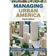 Managing Urban America by England, 9781506310497