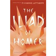 The Iliad of Homer by Lattimore, Richmond; Martin, Richard, 9780226470498
