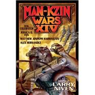 Man-Kzin Wars by Niven, Larry (CRT), 9781476780498