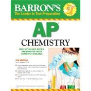Barron's Ap Chemistry by Jespersen, Neil, 9780764140501