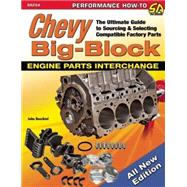 Chevy Big-Block Engine Parts Interchange by Baechtel, John, 9781613250501