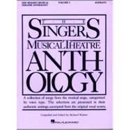 Singer's Musical Theatre Anthology Vol. 2 : Soprano by Walters, Richard, 9780793530502