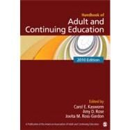 Handbook of Adult and Continuing Education by Carol E. Kasworm, 9781412960502