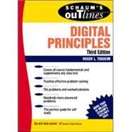 Schaum's Outline of Digital Principles by Tokheim, Roger, 9780070650503