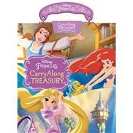 Disney Princess Carryalong Treasury by Disney Enterprises, Inc., 9780794440503