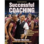 Successful Coaching by Rainer Martens, 9781450400510