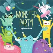 Monster Party! by Bach, Annie, 9781454910510