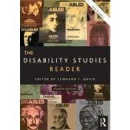 The Disability Studies Reader by Davis; Lennard J., 9780415630511