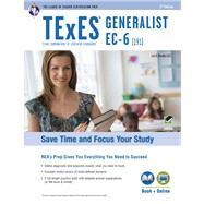 Texes Generalist Ec-6 191 W/ Online Practice Tests by Rosado, Luis A., 9780738610511