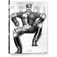 Tom of Finland: The Complete Kake Comics by Hanson, Dian, 9783836550512