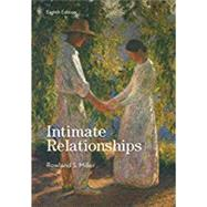 Intimate Relationships by Miller, Rowland, 9781259870514