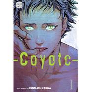 Coyote 1 by Zariya, Ranmaru, 9781974700516