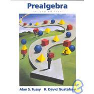 Prealgebra (with CD-ROM) by Tussy, Alan S.; Gustafson, R. David, 9780534390518