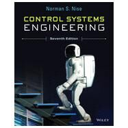 Control Systems Engineering by Nise, Norman S., 9781118170519