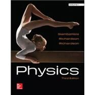 Physics Volume 1 by Giambattista, Alan; Richardson, Robert; Richardson, Betty, 9780077340520